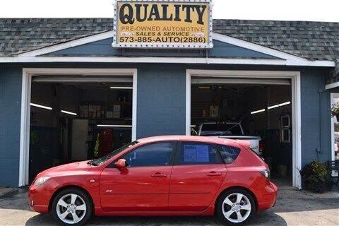 2006 Mazda MAZDA3 for sale at Quality Pre-Owned Automotive in Cuba MO