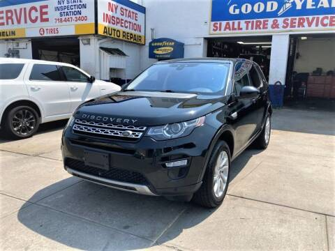 2017 Land Rover Discovery Sport for sale at US Auto Network in Staten Island NY