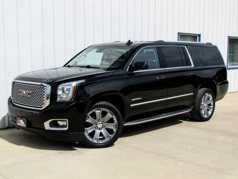 2016 GMC Yukon XL for sale at Lyman Auto in Griswold IA