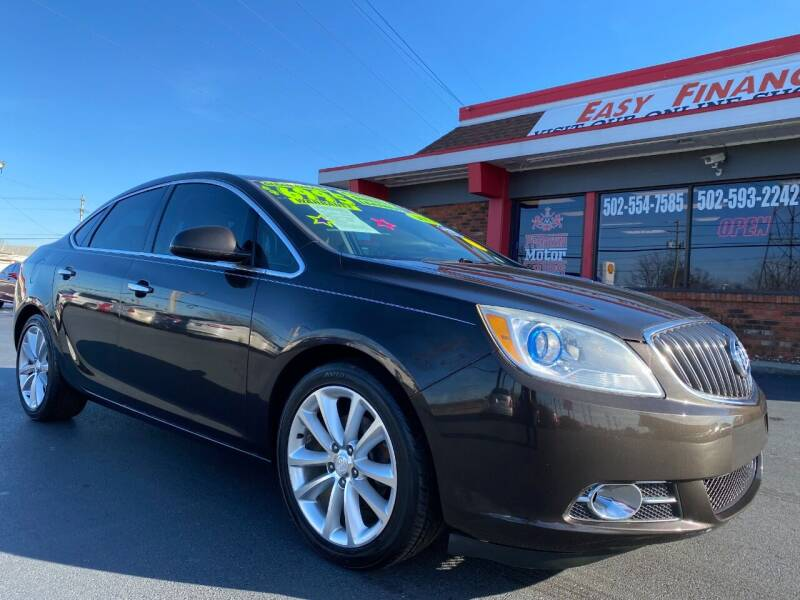 2013 Buick Verano for sale at Premium Motors in Louisville KY