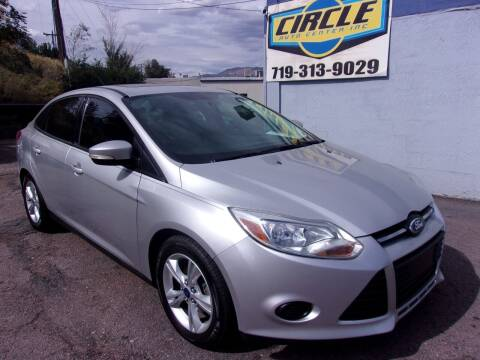 2013 Ford Focus for sale at Circle Auto Center in Colorado Springs CO