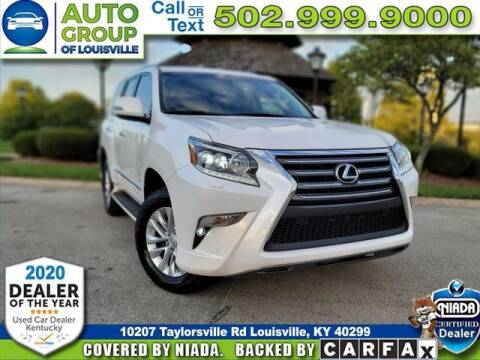 2017 Lexus GX 460 for sale at Auto Group of Louisville in Louisville KY