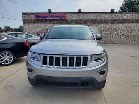 2014 Jeep Grand Cherokee for sale at Great Ways Auto Finance in Redford MI
