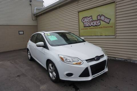 2014 Ford Focus for sale at Cars Trucks & More in Howell MI