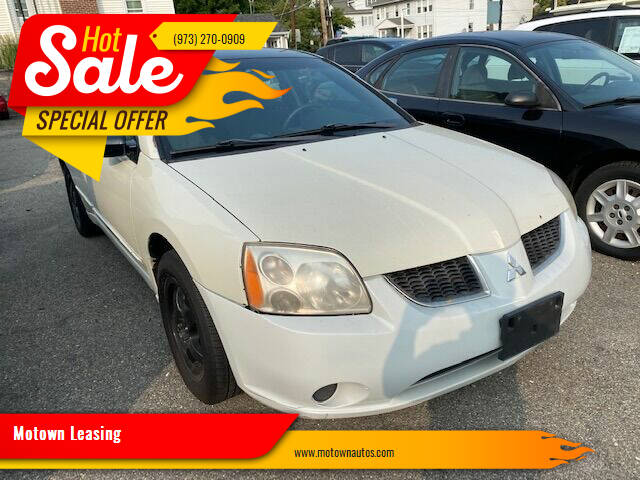 2006 Mitsubishi Galant for sale at Motown Leasing in Morristown NJ