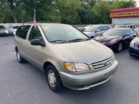 2002 Toyota Sienna for sale at Auto Revolution in Charlotte NC