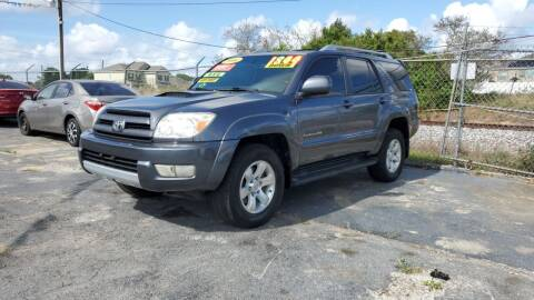 2004 Toyota 4Runner for sale at GP Auto Connection Group in Haines City FL