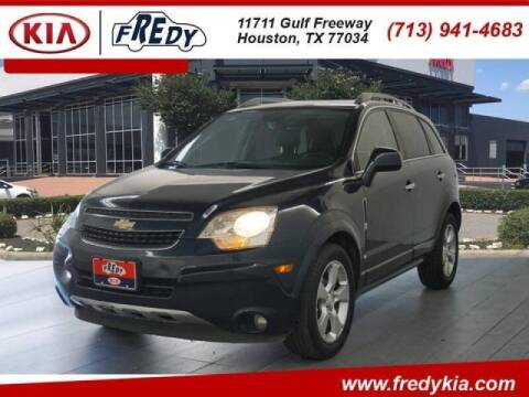 2014 Chevrolet Captiva Sport for sale at FREDYS CARS FOR LESS in Houston TX