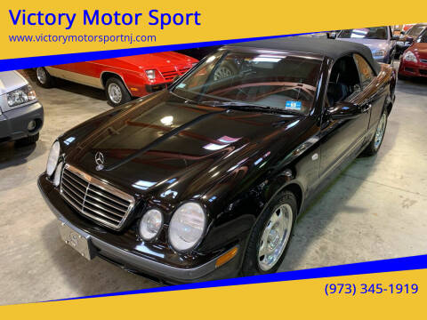 1999 Mercedes-Benz CLK for sale at Victory Motor Sport in Paterson NJ