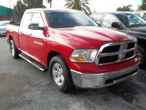 2011 RAM Ram Pickup 1500 for sale at PJ's Auto World Inc in Clearwater FL