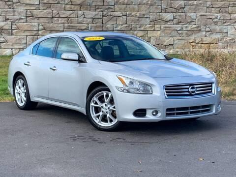 2014 Nissan Maxima for sale at Car Hunters LLC in Mount Juliet TN