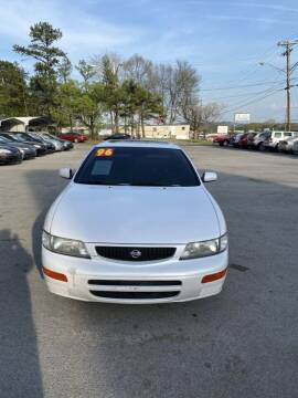 1996 Nissan Maxima for sale at Elite Motors in Knoxville TN