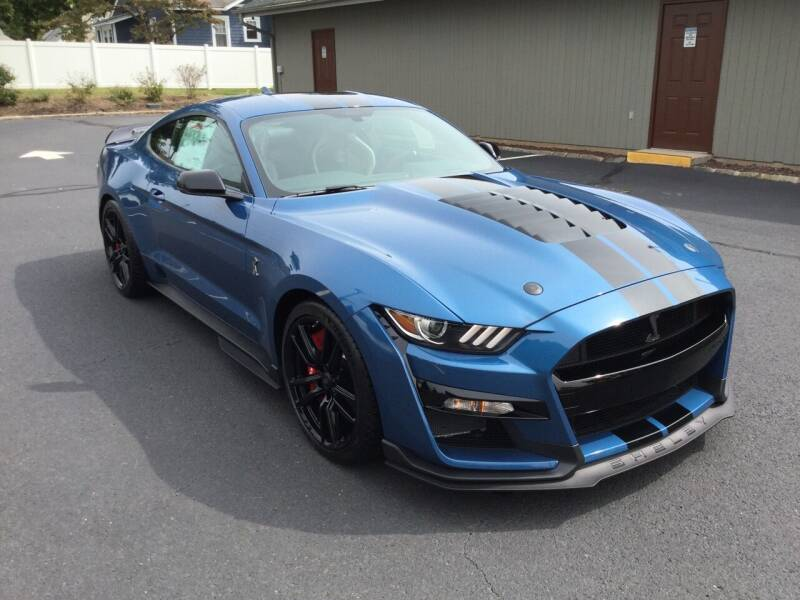 2020 Ford Mustang for sale at International Motor Group LLC in Hasbrouck Heights NJ