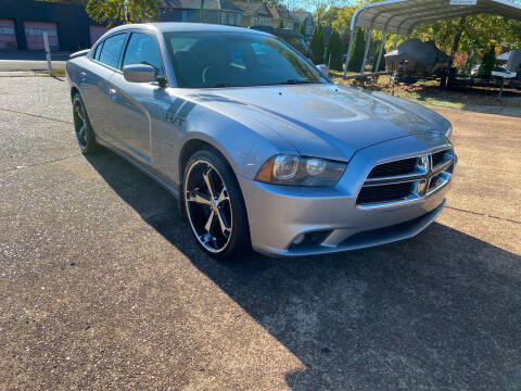 2011 Dodge Charger for sale at The Auto Lot and Cycle in Nashville TN