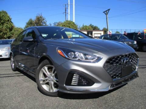 2018 Hyundai Sonata for sale at Unlimited Auto Sales Inc. in Mount Sinai NY