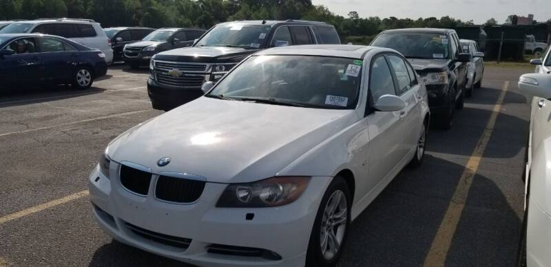 2008 BMW 3 Series for sale at JM Car Connection in Wendell NC
