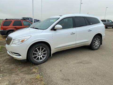 2017 Buick Enclave for sale at Platinum Car Brokers in Spearfish SD