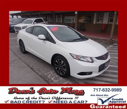 2013 Honda Civic for sale at Dean's Auto Plaza in Hanover PA