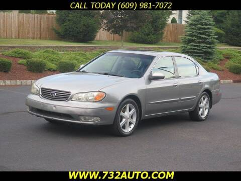 2003 Infiniti I35 for sale at Absolute Auto Solutions in Hamilton NJ