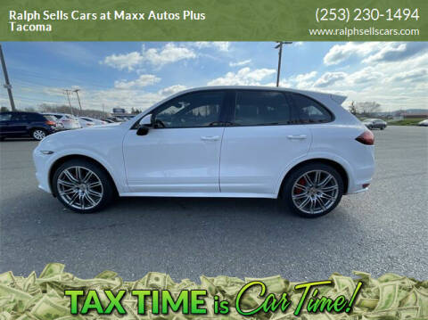 2013 Porsche Cayenne for sale at Ralph Sells Cars at Maxx Autos Plus Tacoma in Tacoma WA