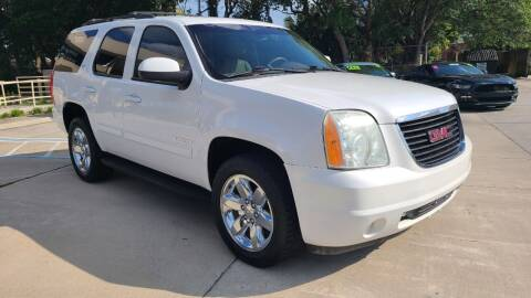 2013 GMC Yukon for sale at Dunn-Rite Auto Group in Longwood FL