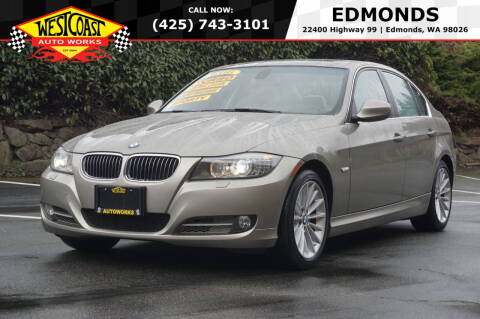 2011 BMW 3 Series for sale at West Coast Auto Works in Edmonds WA