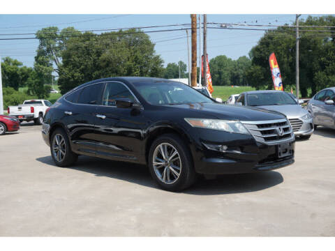 2010 Honda Accord Crosstour for sale at Sand Springs Auto Source in Sand Springs OK