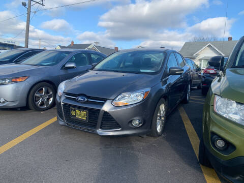 2012 Ford Focus for sale at Ideal Cars in Hamilton OH