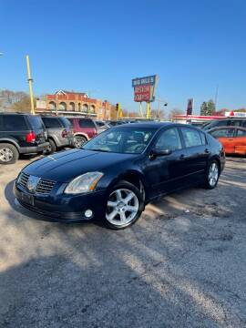 2004 Nissan Maxima for sale at Big Bills in Milwaukee WI