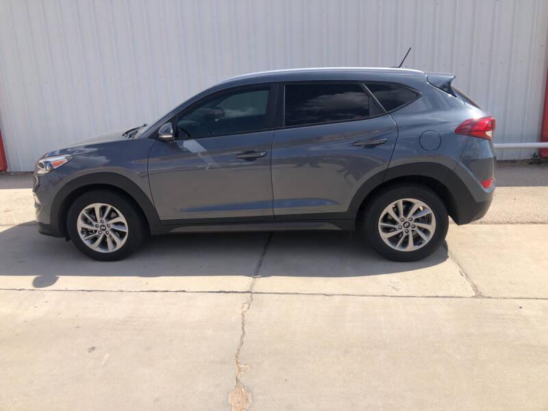 2016 Hyundai Tucson for sale at WESTERN MOTOR COMPANY in Hobbs NM