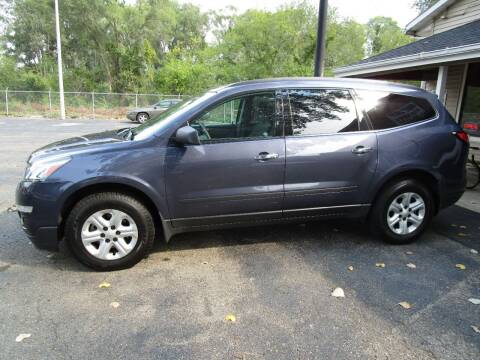 2014 Chevrolet Traverse for sale at Best Buy Auto Sales of Northern IL in South Beloit IL