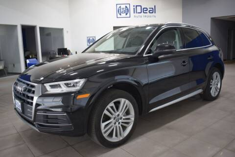 2018 Audi Q5 for sale at iDeal Auto Imports in Eden Prairie MN