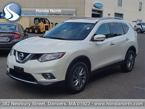 2016 Nissan Rogue for sale at 1 North Preowned in Danvers MA
