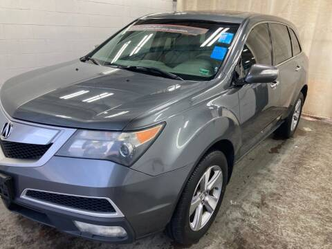 2012 Acura MDX for sale at Euro Auto in Overland Park KS