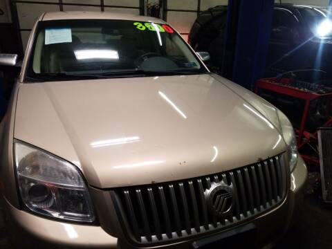 2008 Mercury Sable for sale at Roy's Auto Sales in Harrisburg PA