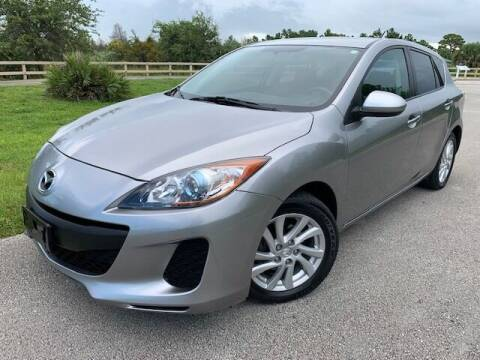 2012 Mazda MAZDA3 for sale at Deerfield Automall in Deerfield Beach FL