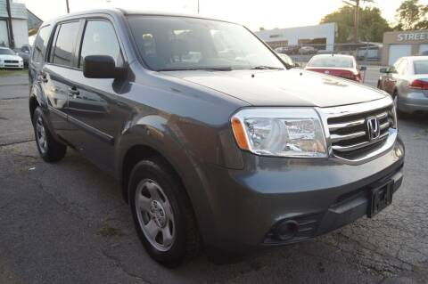 2013 Honda Pilot for sale at Green Ride Inc in Nashville TN