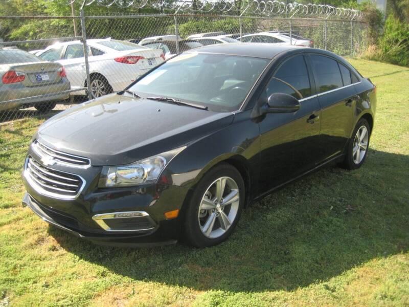 2015 Chevrolet Cruze for sale at Carland Enterprise Inc in Marietta GA