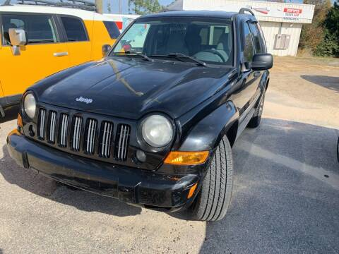 2007 Jeep Liberty for sale at Samet Performance in Louisburg NC