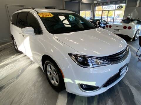 2017 Chrysler Pacifica Hybrid for sale at Crossroads Car & Truck in Milford OH