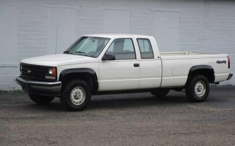 1993 Chevrolet C/K 2500 Series for sale at Kohmann Motors & Mowers in Minerva OH