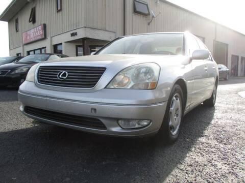 2002 Lexus LS 430 for sale at Premium Auto Collection in Chesapeake VA