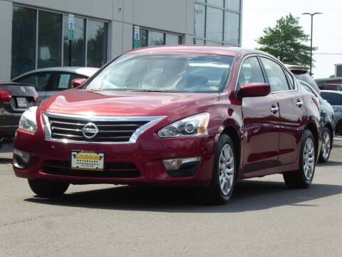 2013 Nissan Altima for sale at Loudoun Used Cars - LOUDOUN MOTOR CARS in Chantilly VA