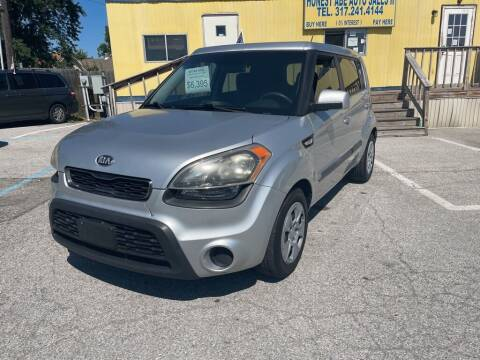 2013 Kia Soul for sale at Honest Abe Auto Sales 2 in Indianapolis IN