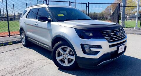 2016 Ford Explorer for sale at Maxima Auto Sales in Malden MA