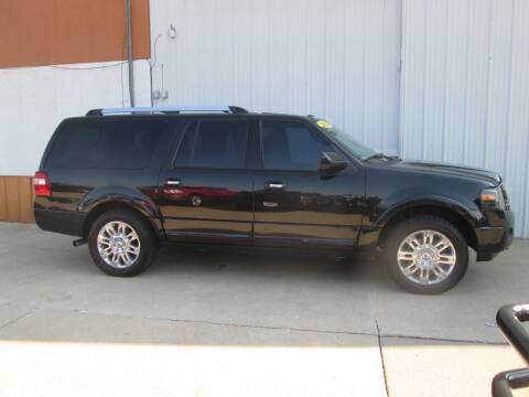 2013 Ford Expedition EL for sale at Parkway Motors in Osage Beach MO