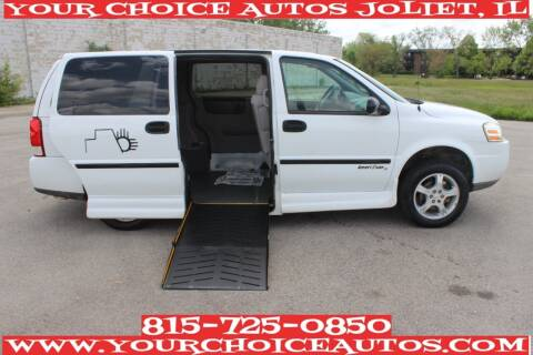 2006 Chevrolet Uplander for sale at Your Choice Autos - Joliet in Joliet IL