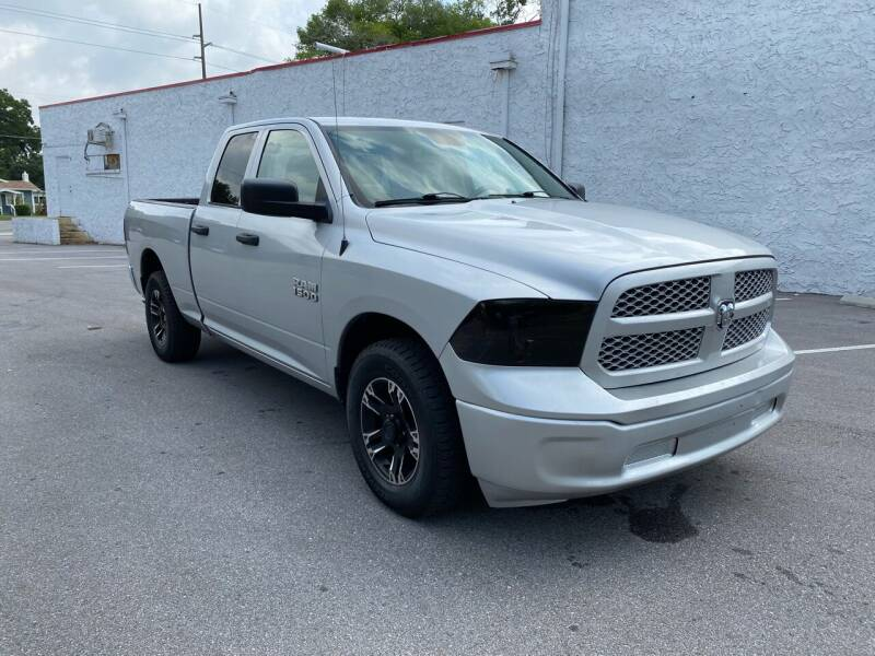 2015 RAM Ram Pickup 1500 for sale at LUXURY AUTO MALL in Tampa FL