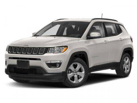 2019 Jeep Compass for sale at HILAND TOYOTA in Moline IL