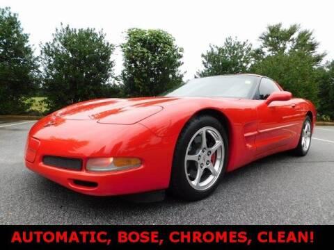 2004 Chevrolet Corvette for sale at Redline Performance group LLC in Douglasville GA